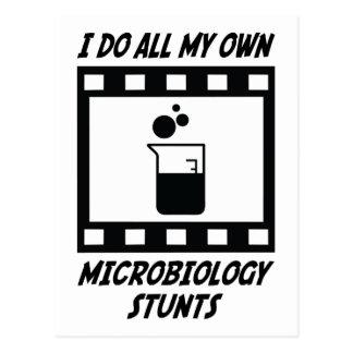 Trucos de la microbiología postal