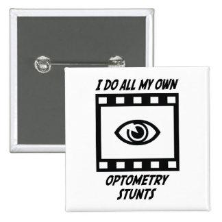 Trucos de la optometría pin cuadrada 5 cm