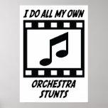 Trucos de la orquesta poster