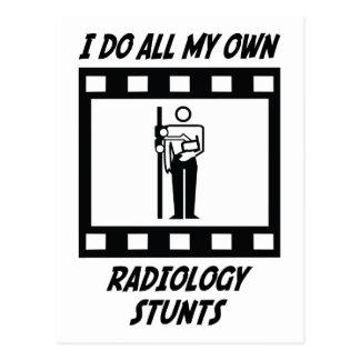 Trucos de la radiología postal