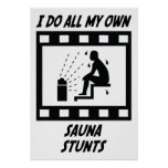 Trucos de la sauna impresiones