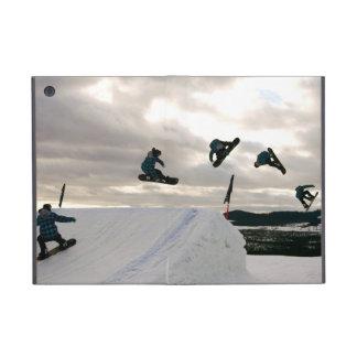 Trucos de la snowboard iPad mini protectores