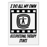 Trucos de la terapia profesional felicitacion