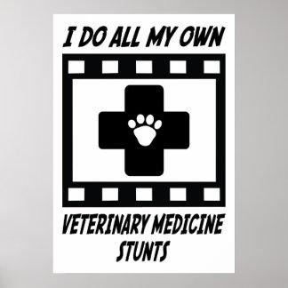 Trucos de la veterinaría impresiones