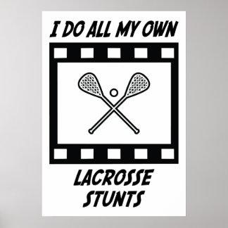 Trucos de LaCrosse Poster