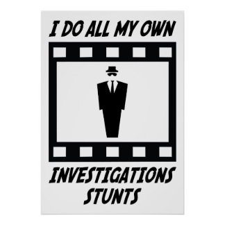 Trucos de las investigaciones posters