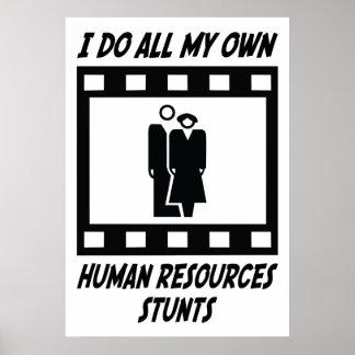 Trucos de los recursos humanos impresiones