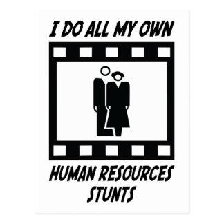 Trucos de los recursos humanos postales