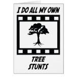 Trucos del árbol felicitacion