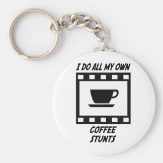 Trucos del café llavero