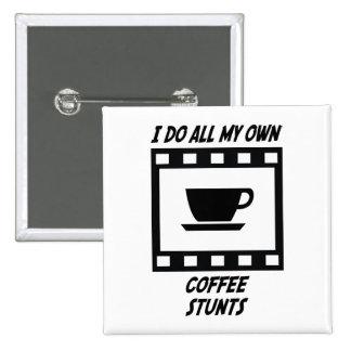 Trucos del café pins