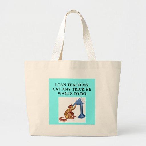 Trucos del CAT Bolsa Tela Grande