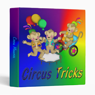 "Trucos del circo carpeta 1"""