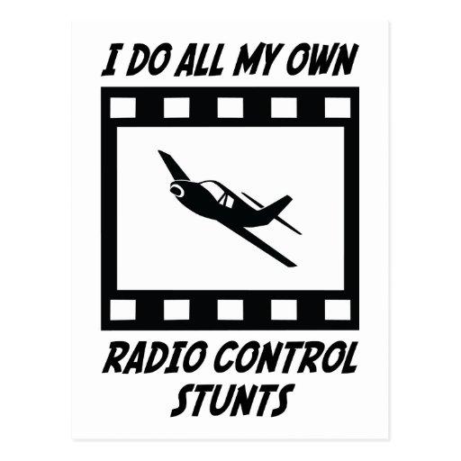 Trucos del control de radio postal