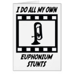 Trucos del Euphonium Tarjetón