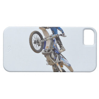 Trucos del extremo del motocrós funda para iPhone 5 barely there