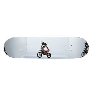 Trucos del motocrós tabla de skate