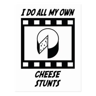 Trucos del queso postal