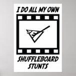 Trucos del Shuffleboard Impresiones