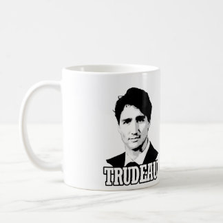 Trudeau Coffee Mug