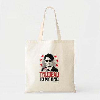Trudeau is my Bro -.png Tote Bag