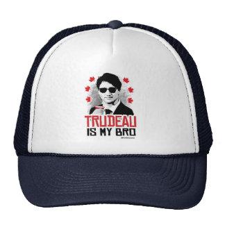 Trudeau is my Bro -.png Trucker Hat