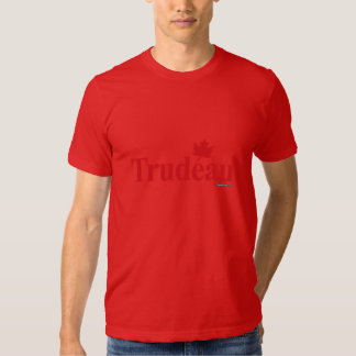 Trudeau liberal canadiense - .png camisas