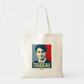 Trudeau Propaganda Poster -.png Tote Bag