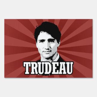 Trudeau Señal