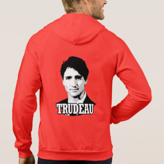 Trudeau Hooded Pullover