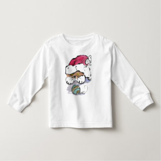 Trudy is Hiding in the Santa Hat Toddler T-shirt