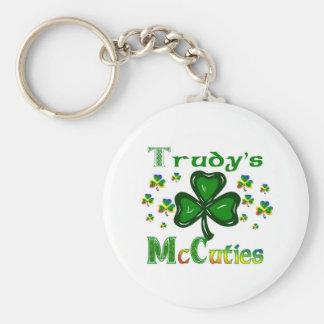 Trudys McCuties Keychain