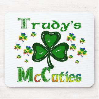 Trudys McCuties Mouse Mat