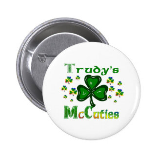 Trudys McCuties Pin