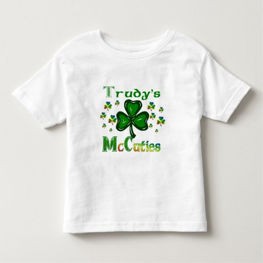 Trudys McCuties Toddler T-shirt
