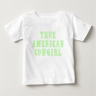 True American Cowgirl Baby T-Shirt