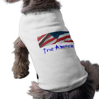 True American-Pet Clothing