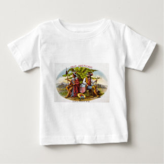 True Americans tobacco Baby T-Shirt