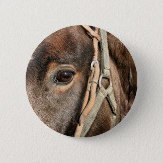 True Beauty Pinback Button