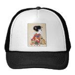 True Beauty Vintage Japanese Print Trucker Hat
