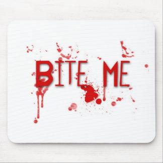"True Blood ""Bite Me"" Mouse Pad"