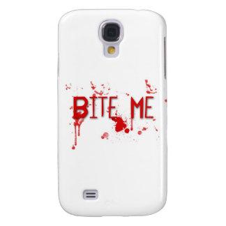 "True Blood ""Bite Me"" Samsung Galaxy S4 Cover"