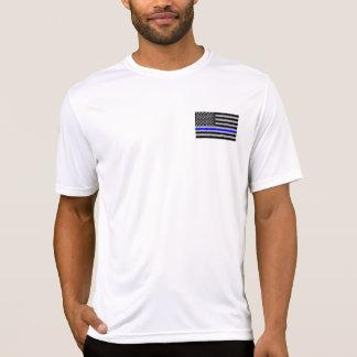 True Blue Flag Sport T-shirt