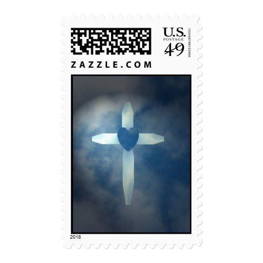 True Blue Postage