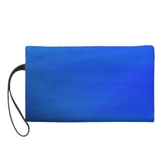True Blue Wristlet Purse