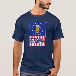 True Brew American T-Shirt
