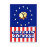 True Brew American Wine Large Business Card