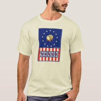 True Brew American Wine T-Shirt