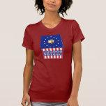 True Brew Wine Americans Tee Shirt