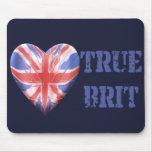 True Brit Mouse Pad